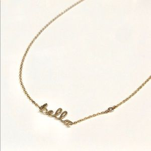 Sydney Evan Diamond 'Bella' Pendant Necklace 14K